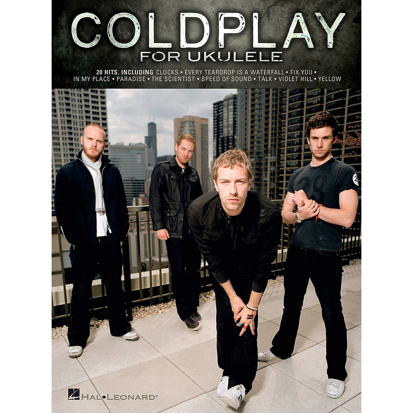 Hal Leonard Coldplay For Ukulele thumbnail