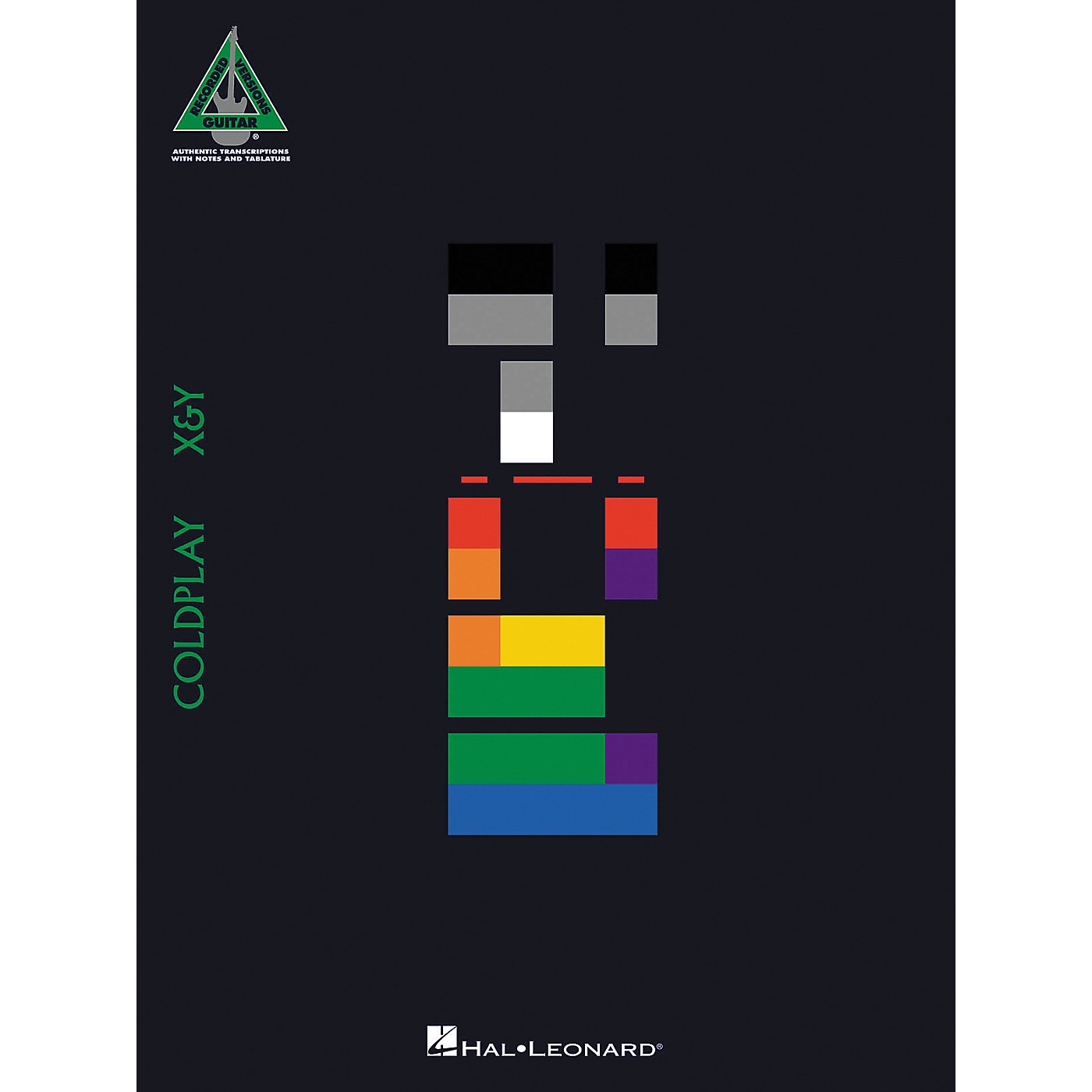 Hal Leonard Coldplay X & Y Guitar Tab Songbook thumbnail