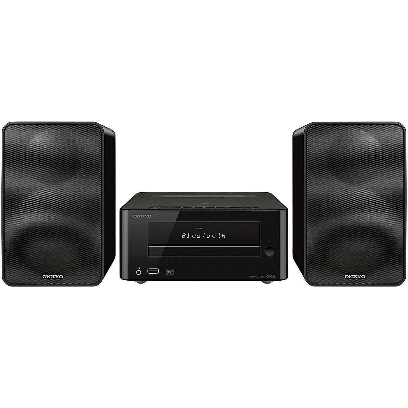 Onkyo Colibrino CD Hi-Fi Mini System with Bluetooth thumbnail