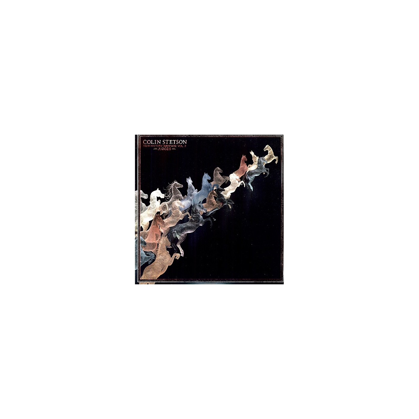 Alliance Colin Stetson - New History Warfare, Vol. 2: Judges [Limited Edition] [With CD] thumbnail