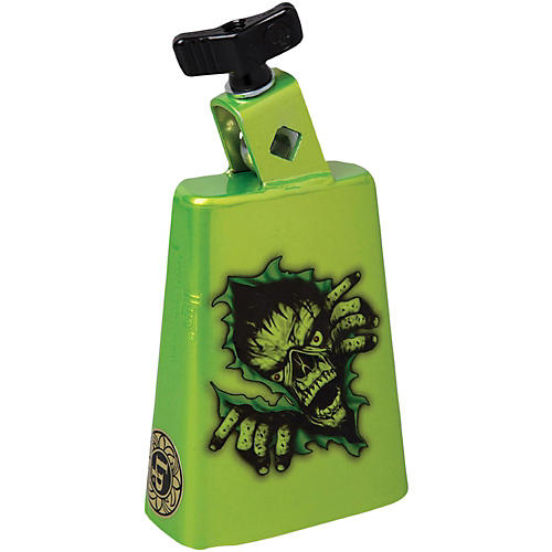 LP Collectabells Cowbell - Zombie Green thumbnail
