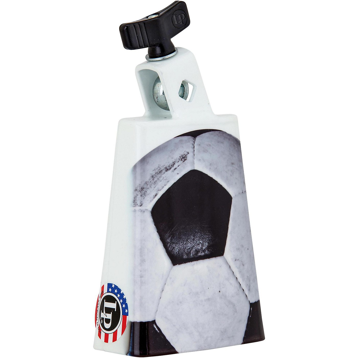 LP Collectabells Soccer Ball Cowbell thumbnail