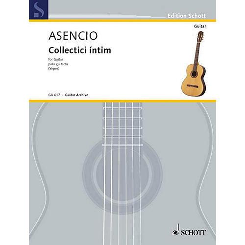 Schott Collectici Intim (Guitar Solo) Schott Series thumbnail