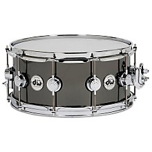 DW Collector's Series Brass Snare Drum