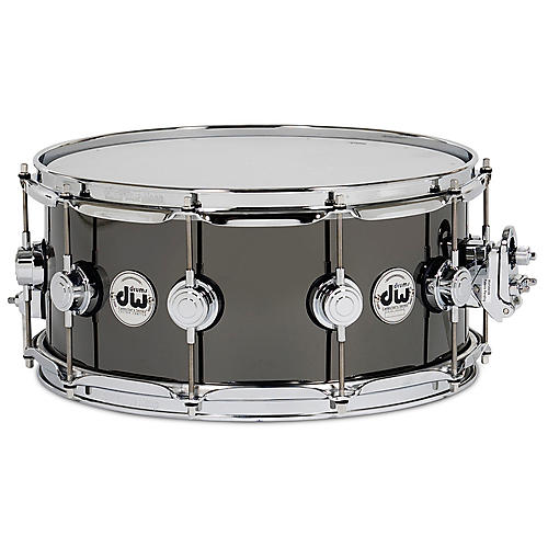 DW Collector's Series Brass Snare Drum-thumbnail