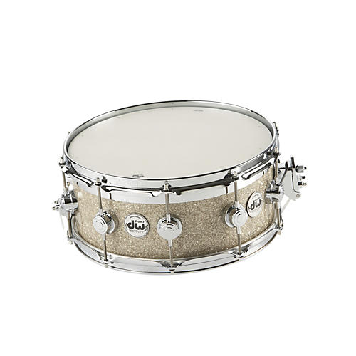 DW Collectors Series FinishPly Top Edge Snare Drum thumbnail