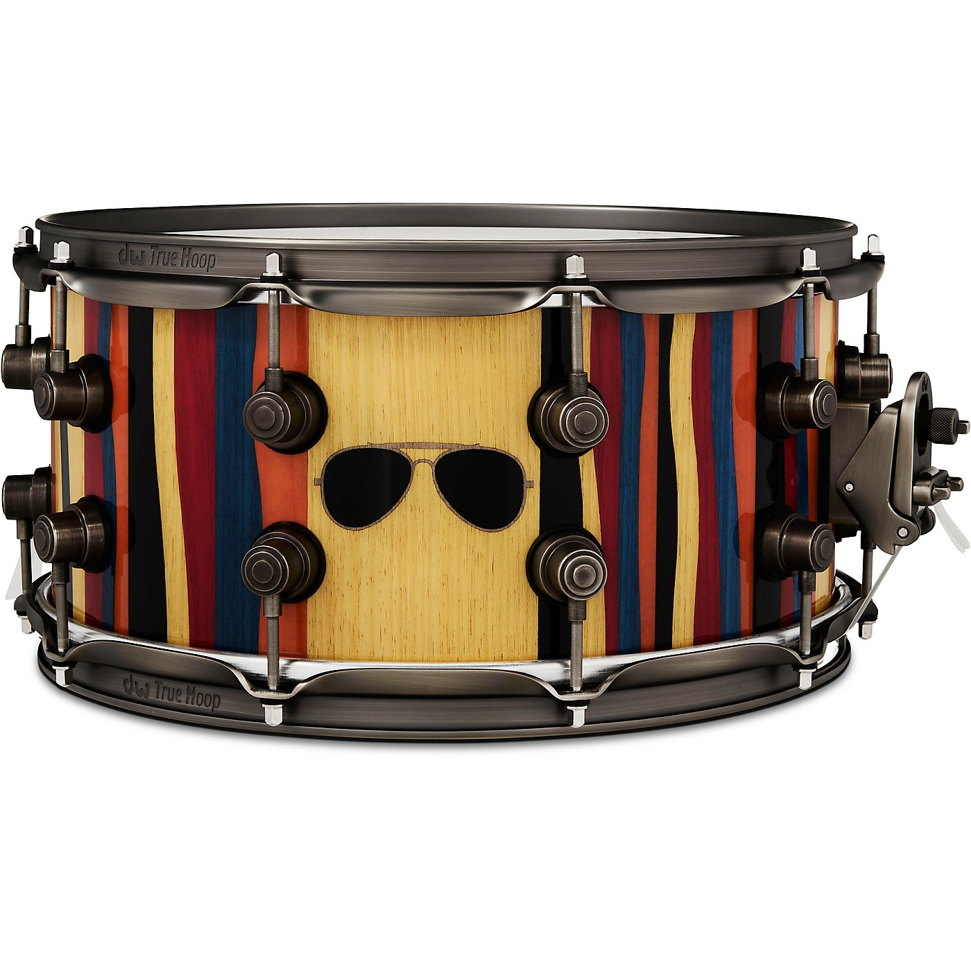DW Collector's Series Jim Keltner ICON Snare Drum thumbnail