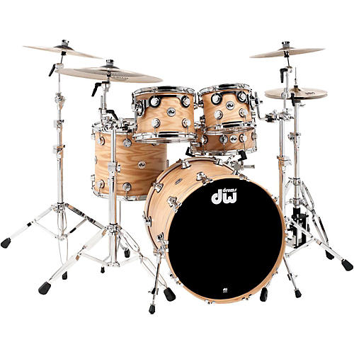 DW Collector's Series Lacquer Custom Oak 4-Piece Shell Pack thumbnail