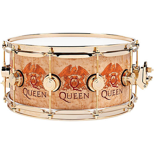 DW Collector's Series Queen Icon Snare thumbnail