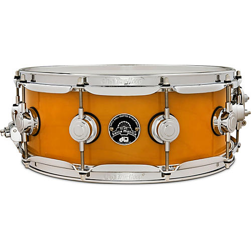 DW Collector's Series Santa Monica Snare Drum with Chrome Hardware thumbnail