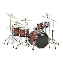 DW Collector's Series Satin Specialty 5-Piece Shell Pack