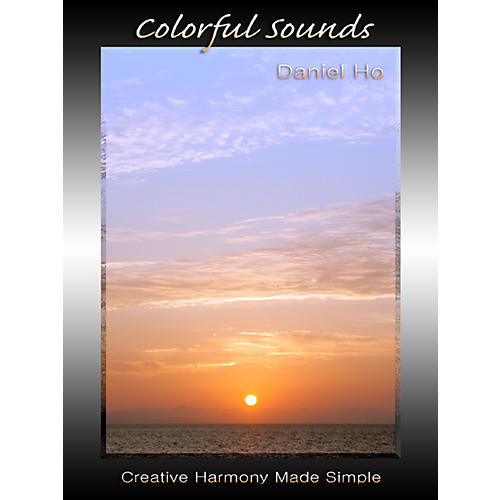 Alfred Colorful Sounds Creative Harmony Made Simple Book & CD thumbnail