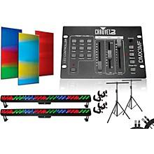 CHAUVET DJ Colorrail DMX3MF 2 Bar Light System
