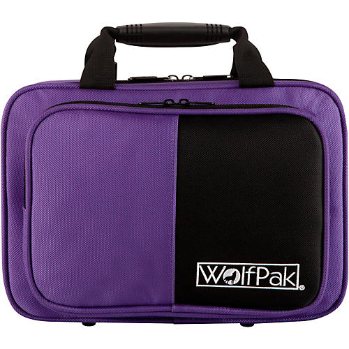 WolfPak Colors Series Lightweight Polyfoam Clarinet Case thumbnail