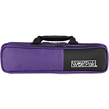 WolfPak Colors Series Lightweight Polyfoam Flute Case