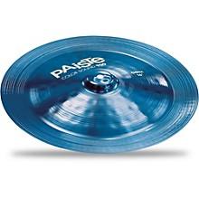 Paiste Colorsound 900 China Cymbal Blue