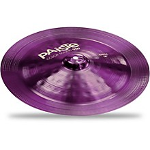 Paiste Colorsound 900 China Cymbal Purple