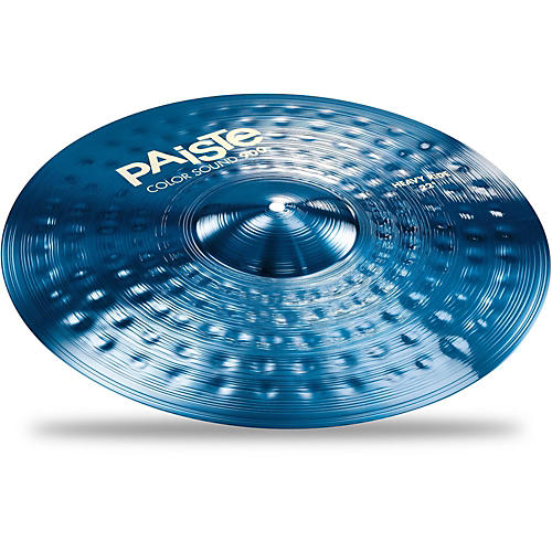 Paiste Colorsound 900 Heavy Ride Cymbal Blue thumbnail