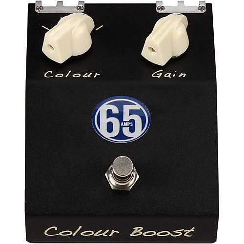 65amps Colour Boost Germanium Transistor Guitar Effects Pedal thumbnail