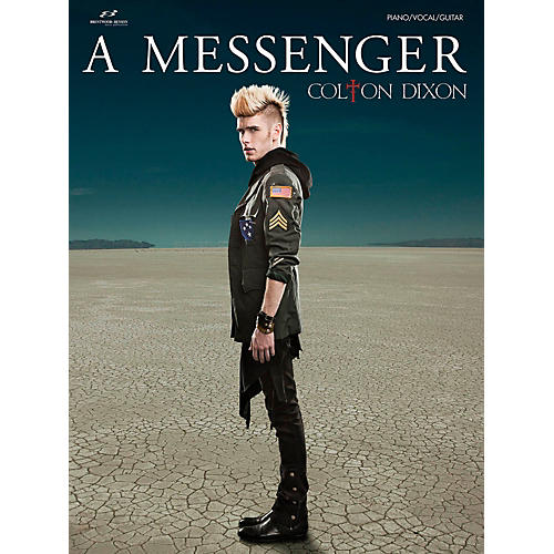 Brentwood-Benson Colton Dixon - A Messenger for Piano/Vocal/Guitar (P/V/G)-thumbnail