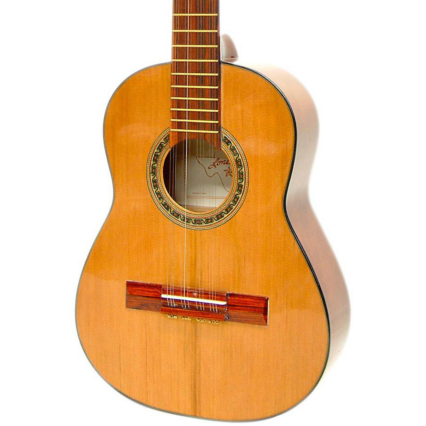 Paracho Elite Guitars Columbian Tiple 12-String Classical Acoustic Guitar thumbnail