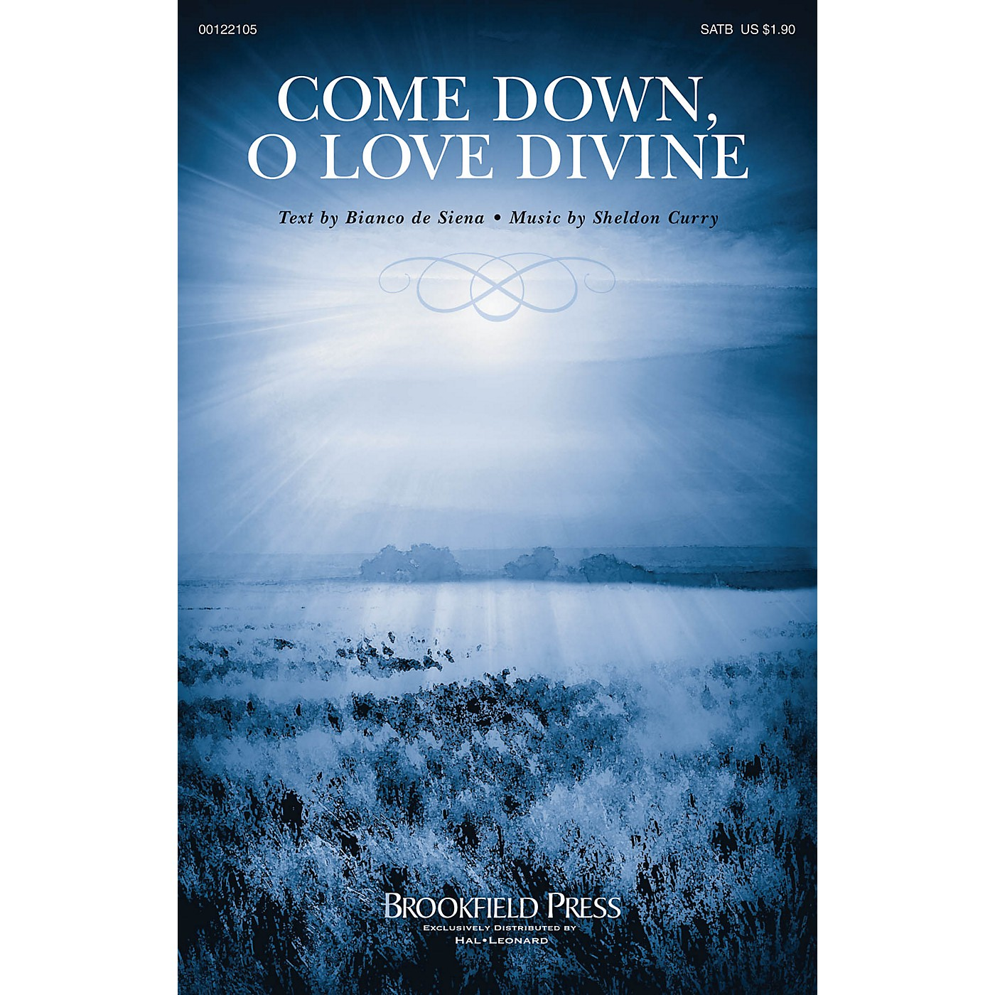 Brookfield Come Down, O Love Divine SATB composed by Sheldon Curry thumbnail