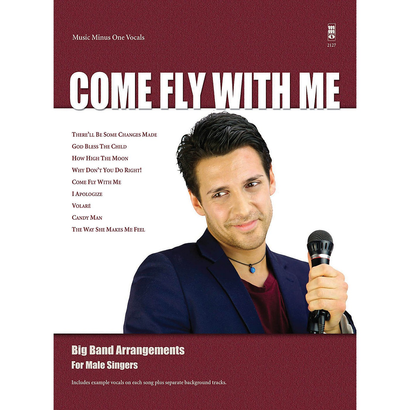 Music Minus One Come Fly with Me Music Minus One Series Softcover with CD  by Various thumbnail