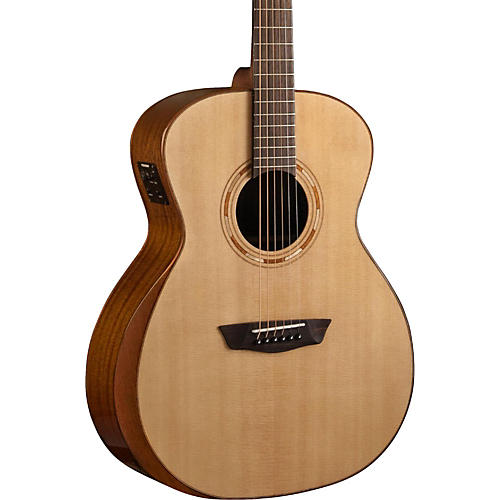 Washburn Comfort Series Grand Auditorium Acoustic-Electric Guitar thumbnail