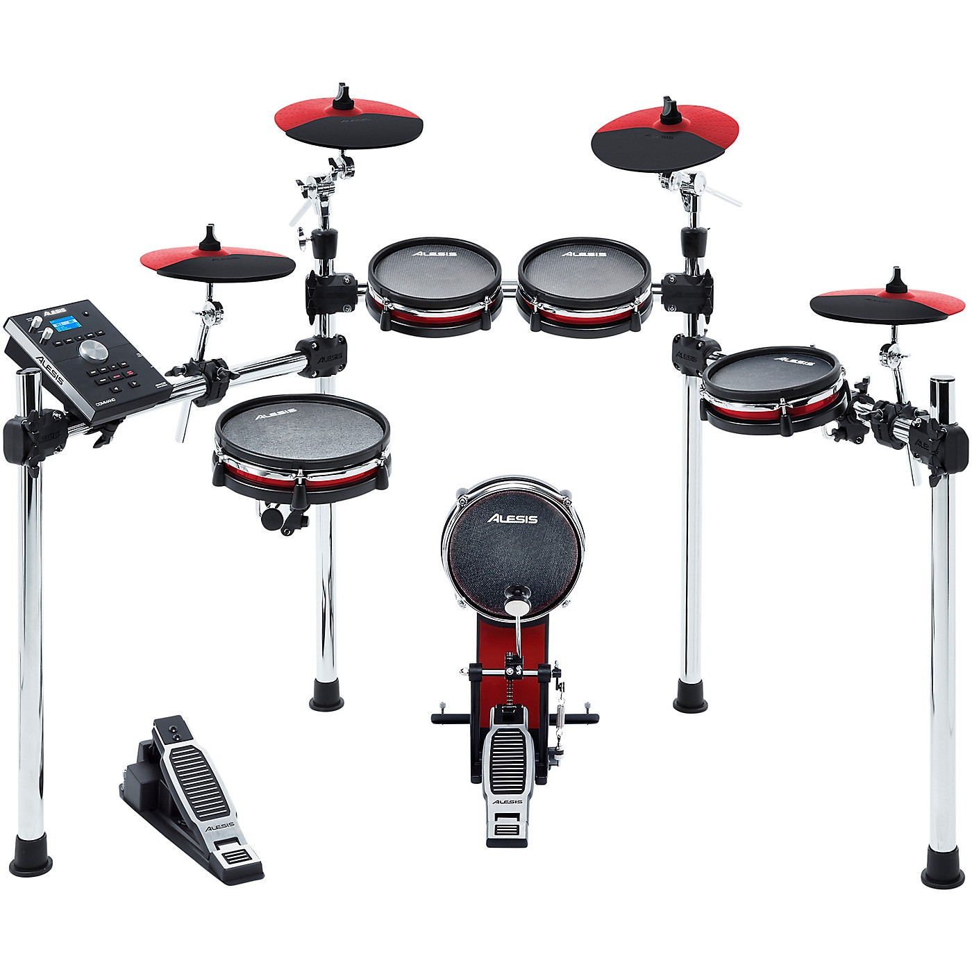 Alesis Command X Mesh-Head Electronic Drum Set thumbnail