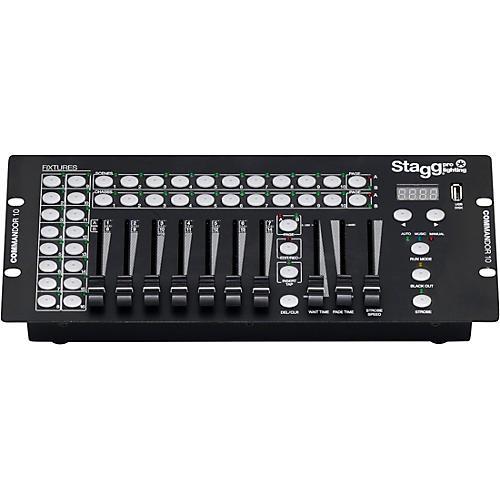 Stagg Commandor 10-1 DMX Lighting Controller thumbnail