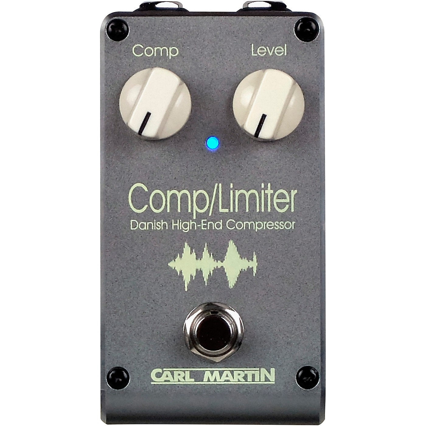 Carl Martin Comp Limiter Compressor Effects Pedal thumbnail