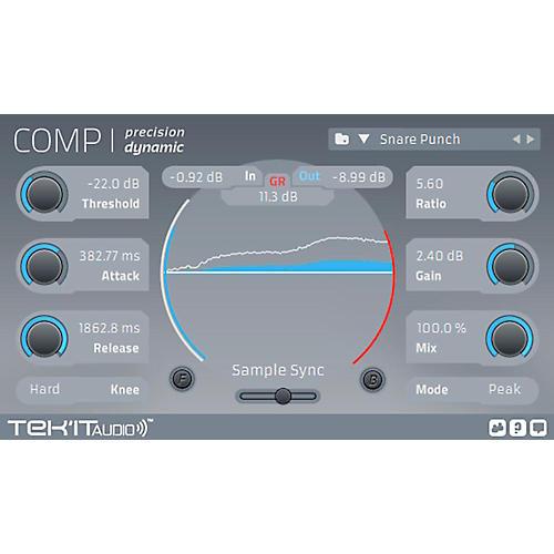 Tek'it Audio Comp thumbnail