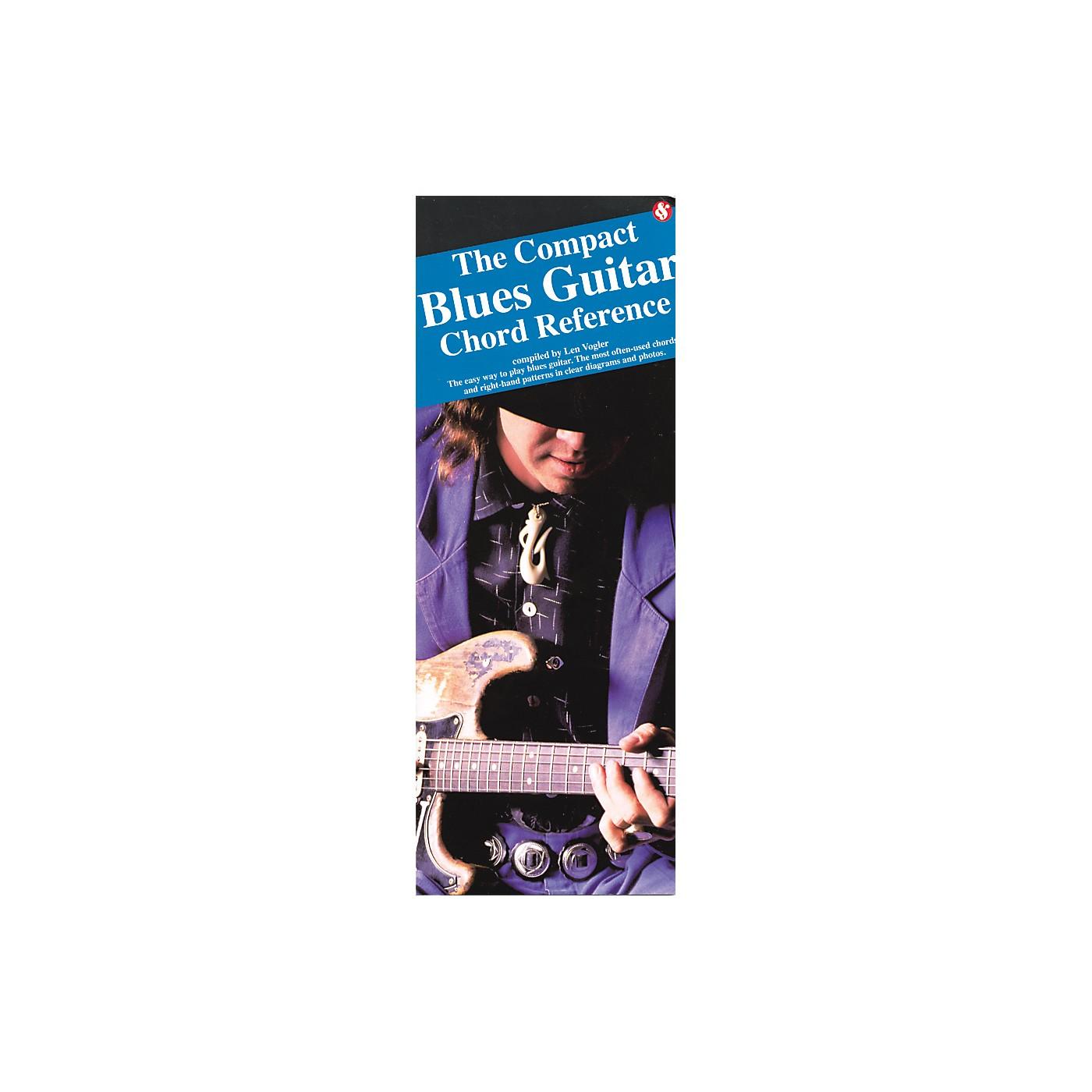 Music Sales Compact Blues Guitar Chord Reference thumbnail