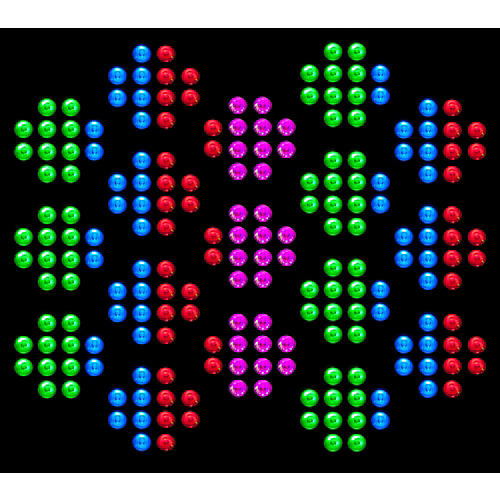 CHAUVET DJ Compact Pixel Mapping PAR thumbnail