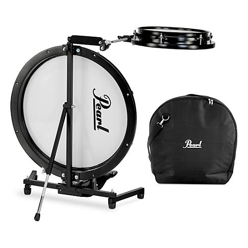 Pearl Compact Traveler 2-Piece Drum Kit with Bag thumbnail
