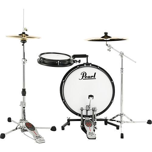 Pearl Compact Traveler 2-Piece Drum Kit thumbnail