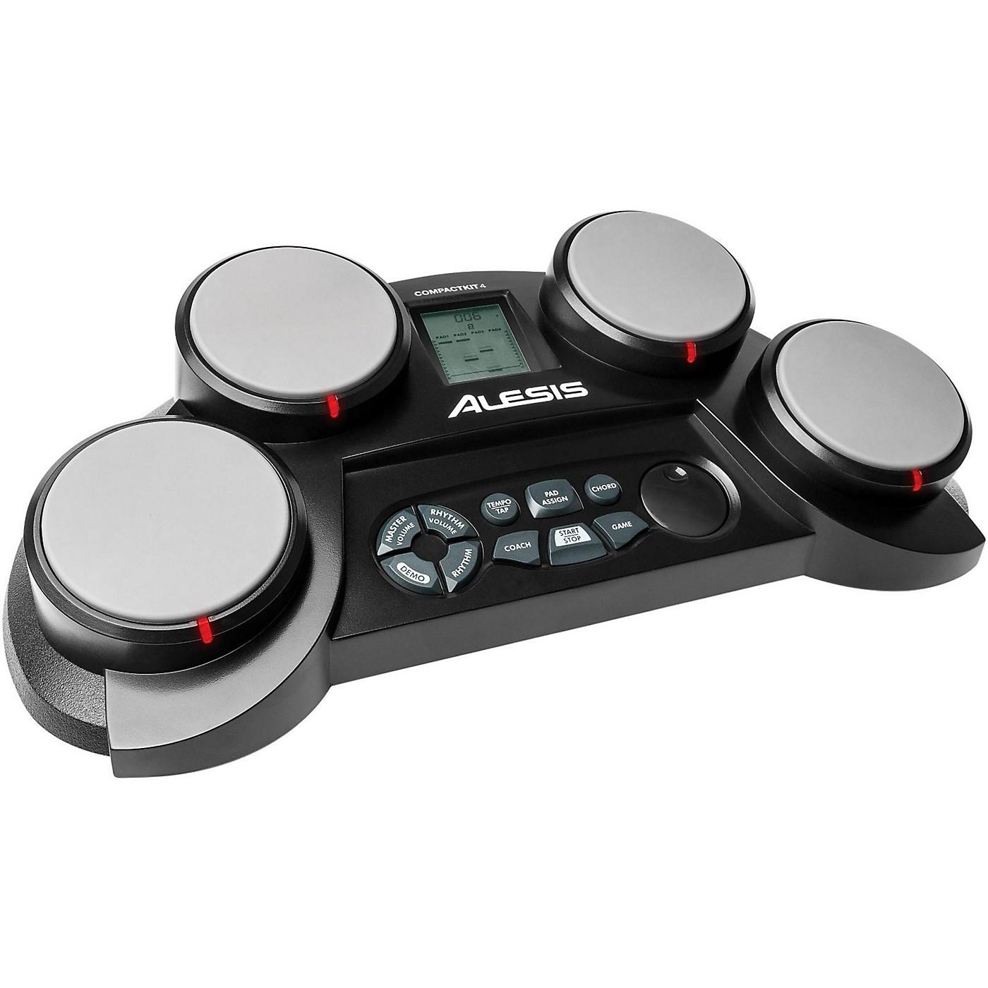 Alesis CompactKit 4 Electronic Drum Kit thumbnail
