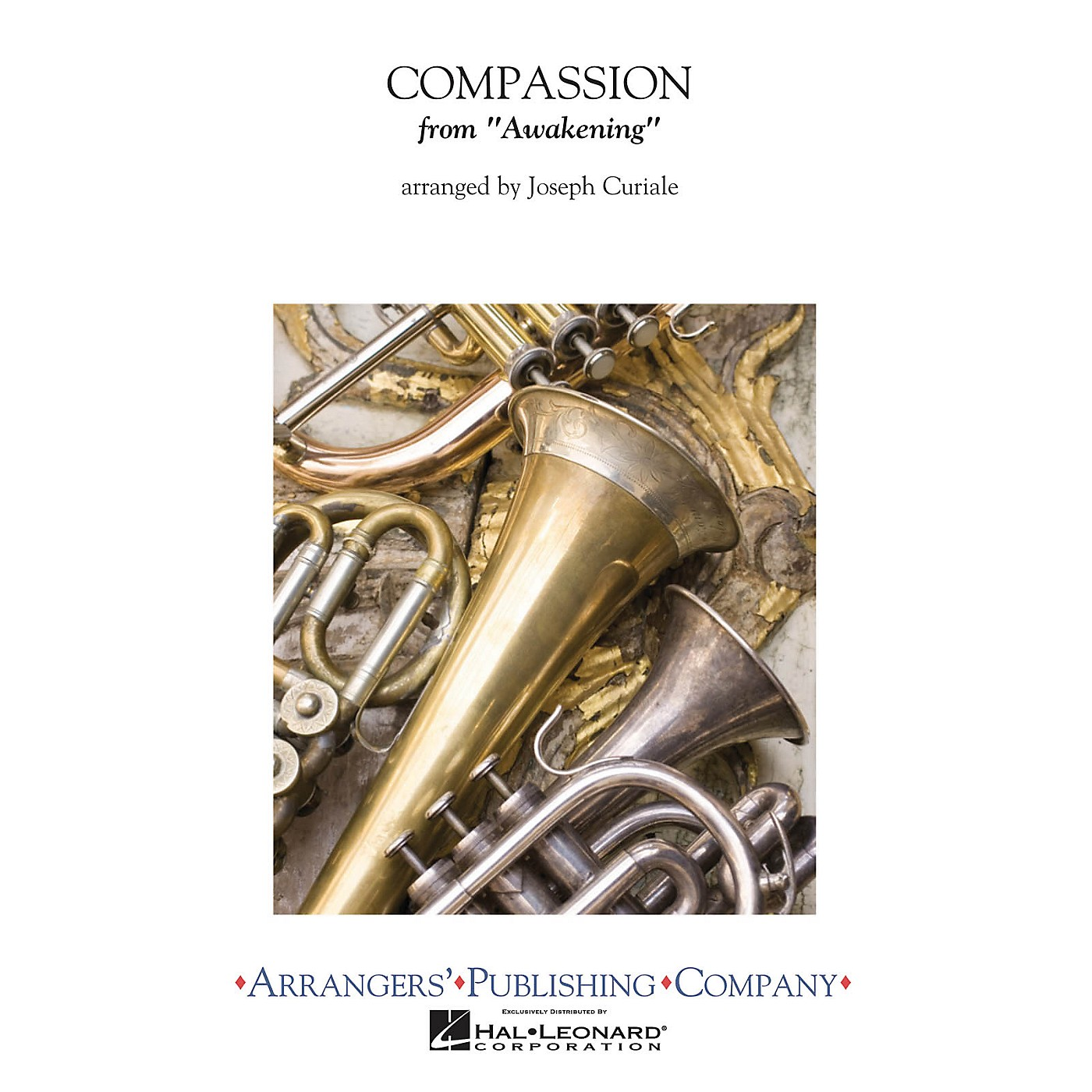 Arrangers Compassion Concert Band Level 3 Composed by Joseph Curiale thumbnail