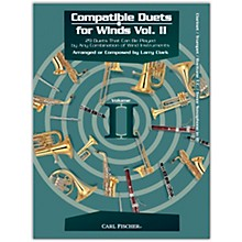 Carl Fischer Compatible Duets for Winds Volume II - Clarinet, Trumpet