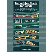 Carl Fischer Compatible Duets for Winds: Winds in Bb Book