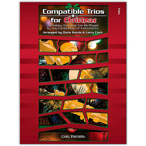 Carl Fischer Compatible Trios For Christmas – Tuba thumbnail