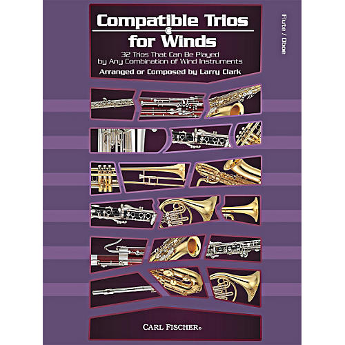 Carl Fischer Compatible Trios for Winds thumbnail