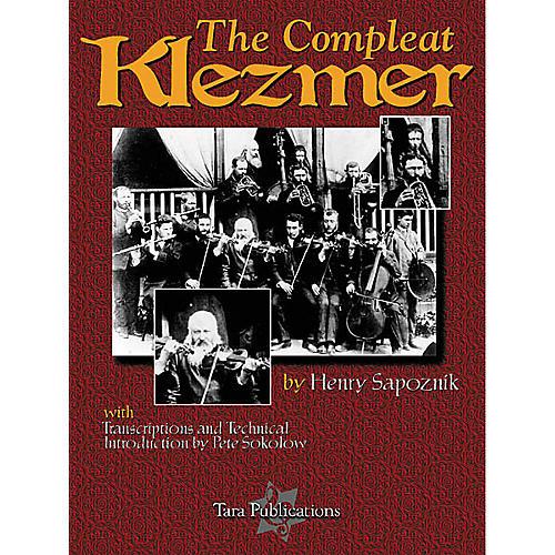 Tara Publications Compleat Klezmer Piano, Vocal, Guitar Songbook-thumbnail