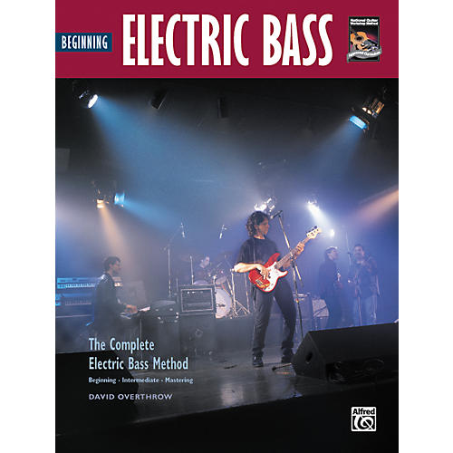 Alfred Complete Electric Bass Method: Beginning Electric Bass Book with CD thumbnail