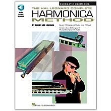 Hal Leonard Complete Harmonica Method - Chromatic Harmonica (Book/Online Audio)