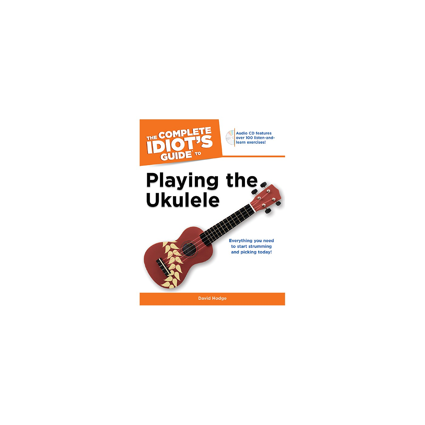 Alfred Complete Idiots Guide To Playing the Ukulele BK/CD thumbnail
