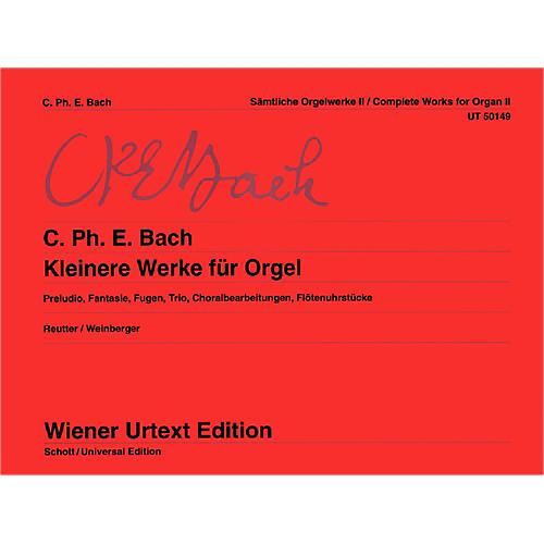 Carl Fischer Complete Organ Works Vol.2 (Book) thumbnail