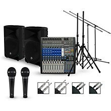 PreSonus Complete PA Package with StudioLive AR12 Mixer and Mackie Thump Speakers