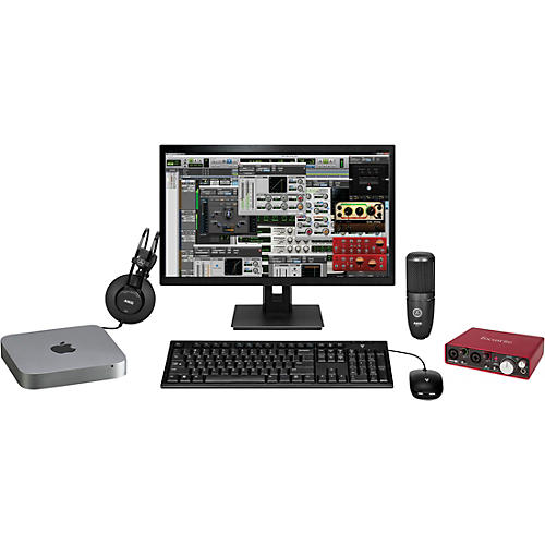 Apple Complete Recording Studio with Mac mini v7 (MGEM2LL/A) thumbnail