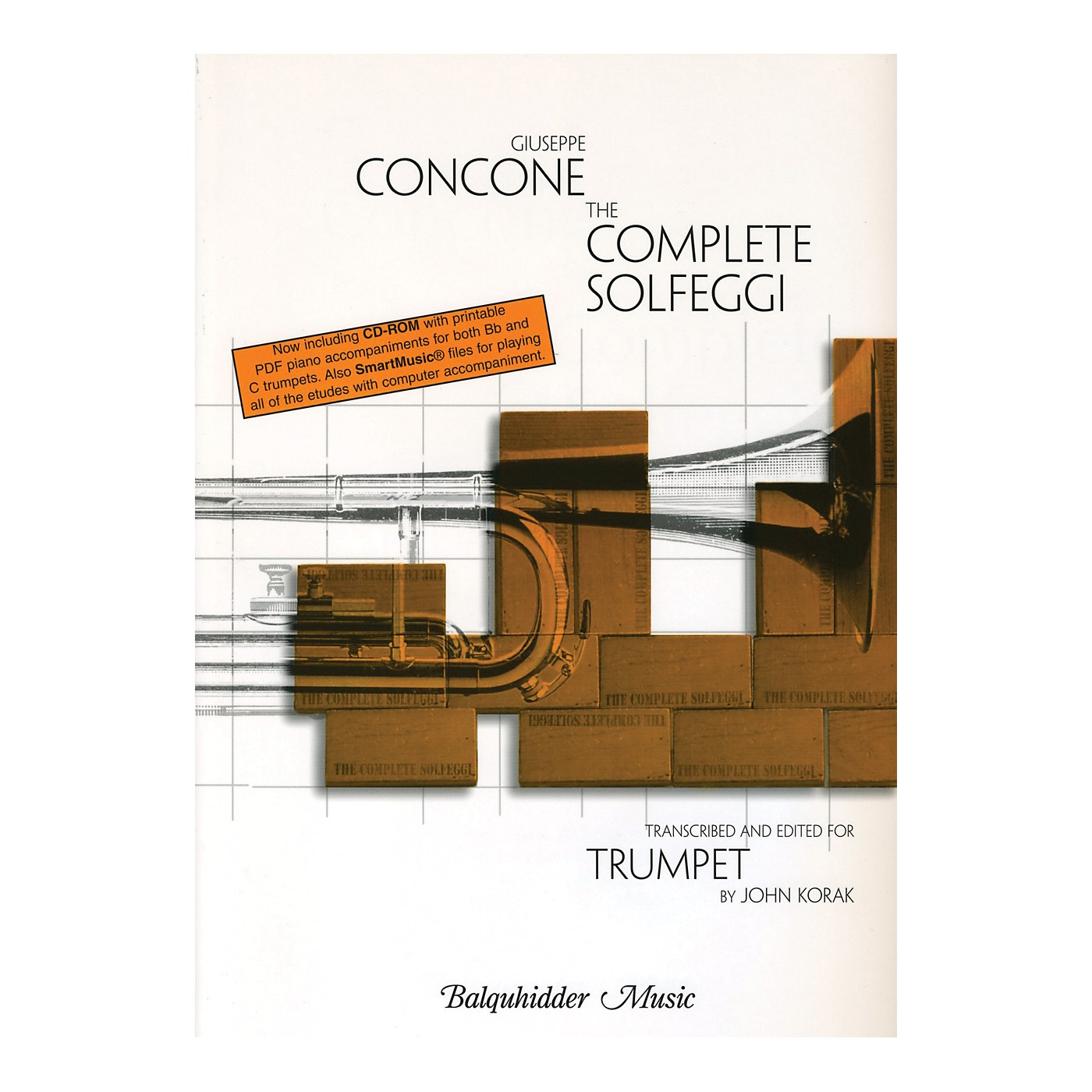 Carl Fischer Complete Solfeggi for Trumpet  Book thumbnail